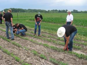 Youth participate in hands-on activities and network with University of Nebraska-Lincoln faculty.