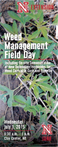 weed field day