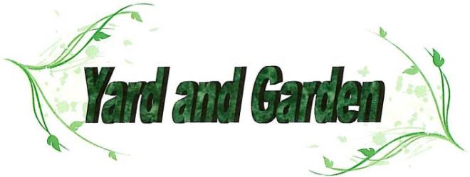 Yard and Garden Green Logo