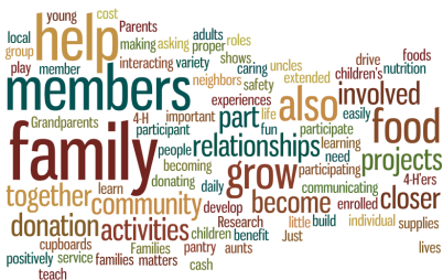 4H family wordle