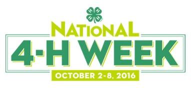 national 4-h week logo RGB